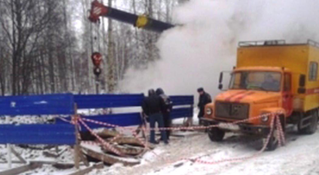 Коммунальная авария оставила без тепла 10 тыс. граждан Перми