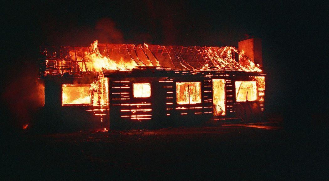 ВПрикамье мужчина осужден за смерть напожаре всей его семьи