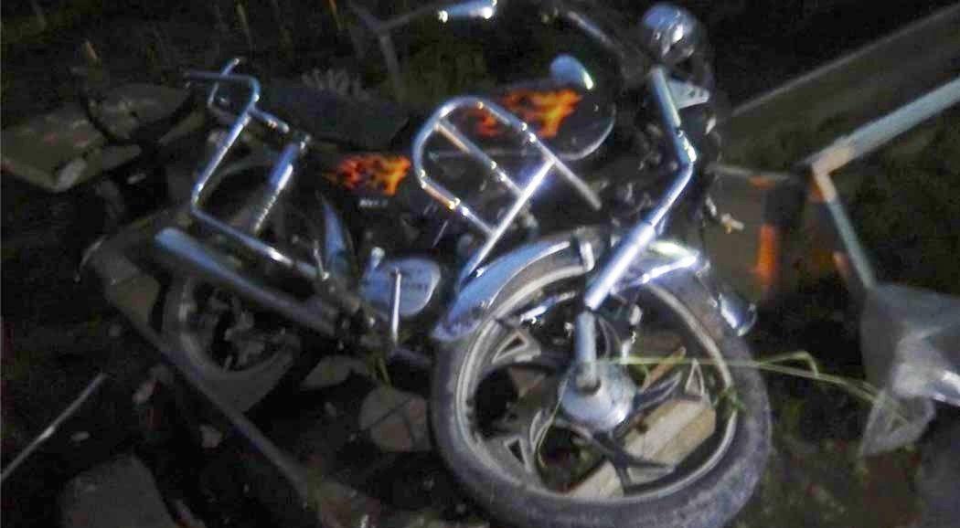 ВПермском крае два подростка пострадали при столкновении мопеда искутера