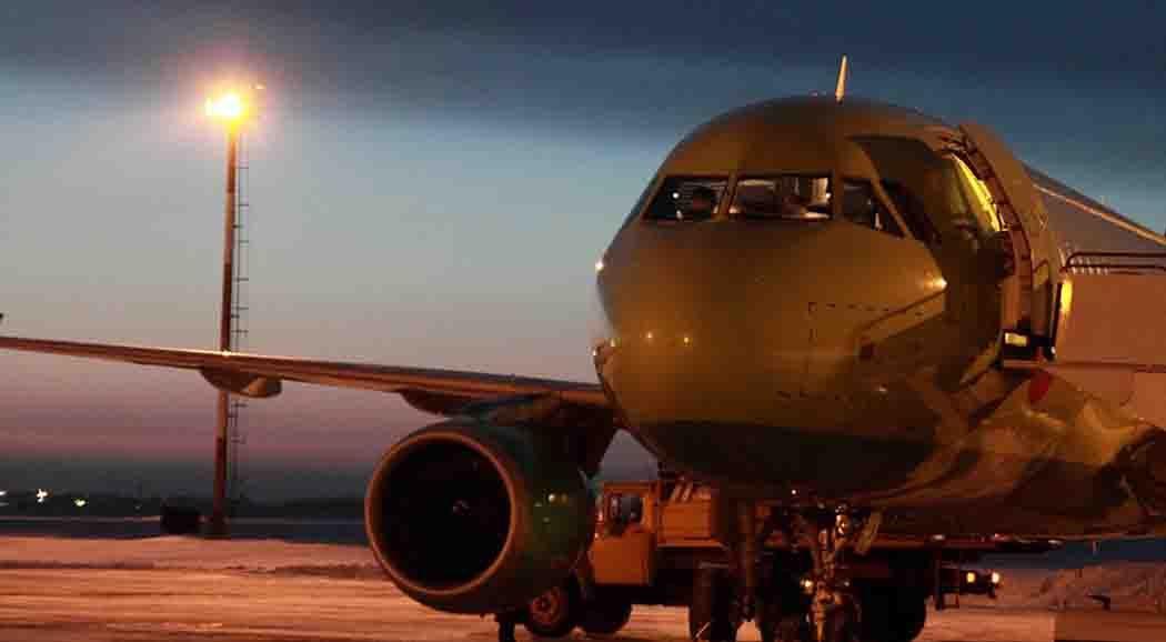 Самолет экстренно сел вПерми из-за нетрезвого дебошира
