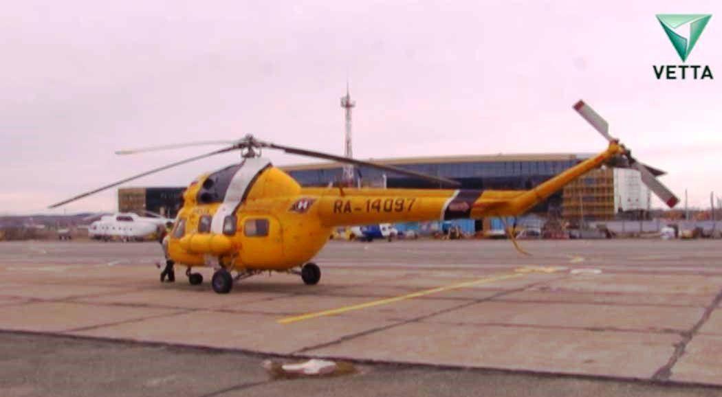 Санавиация вПрикамье: новая вертолётная площадка ипланы