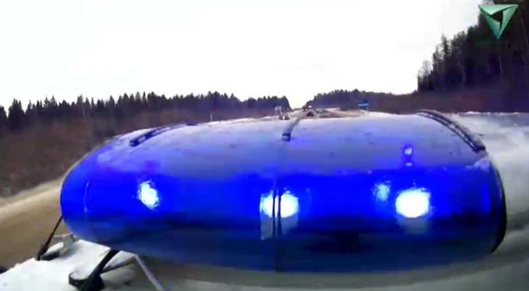 ВЧердынском районе Прикамья генпрокуратура оштрафовала служащих ГИБДД занеправильную транспортировку ребёнка