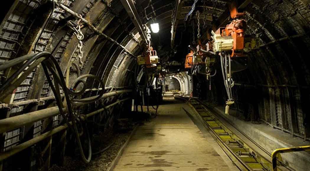 Всоликамском руднике случилось  возгорание демонтированного оборудования