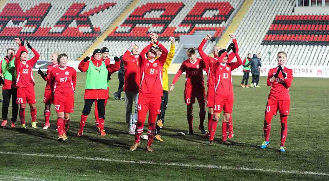 Пермская «Звезда-2005» стала чемпионом РФ пофутболу среди женщин