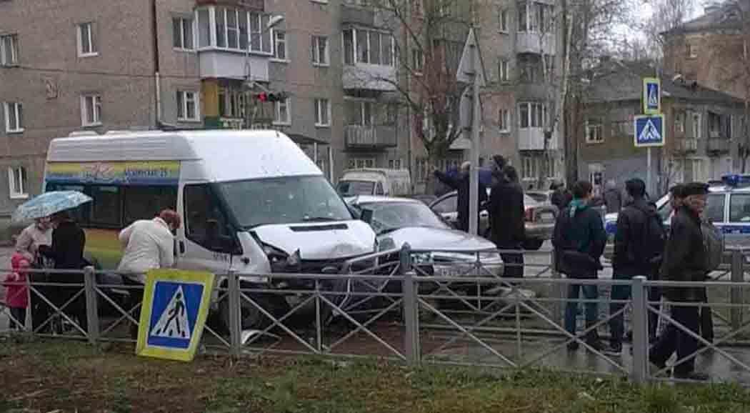 ВПерми арестовали водителя «маршрутки», который совершил ДТП с 2-мя погибшими