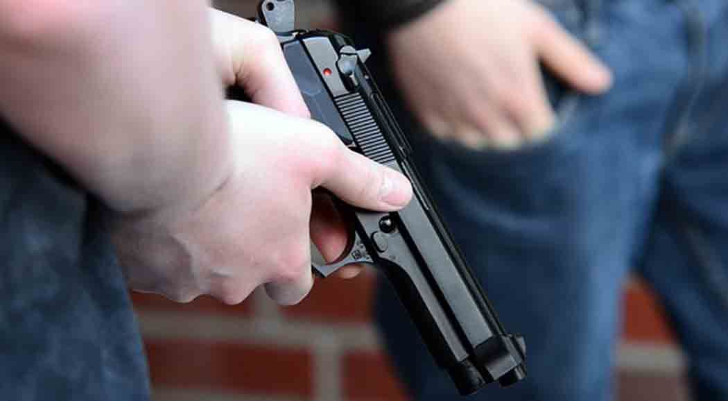 ВДобрянском техникуме ученик выстрелил впервокурсника