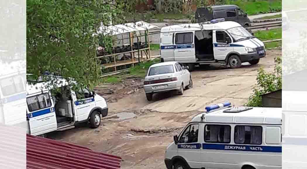 ВПерми неизвестные вскрыли банкомат Сбербанка