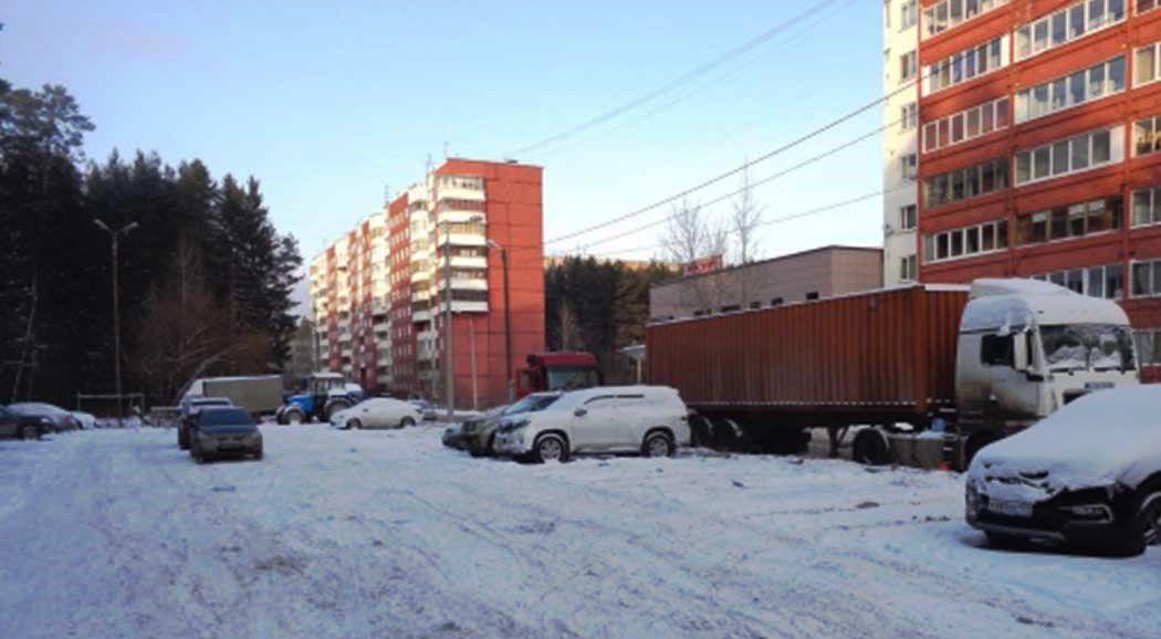 Шесть незаконных автостоянок ликвидированы вКировском районе Перми