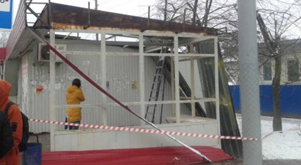 ВПерми снесли неменее 30 торговых павильонов
