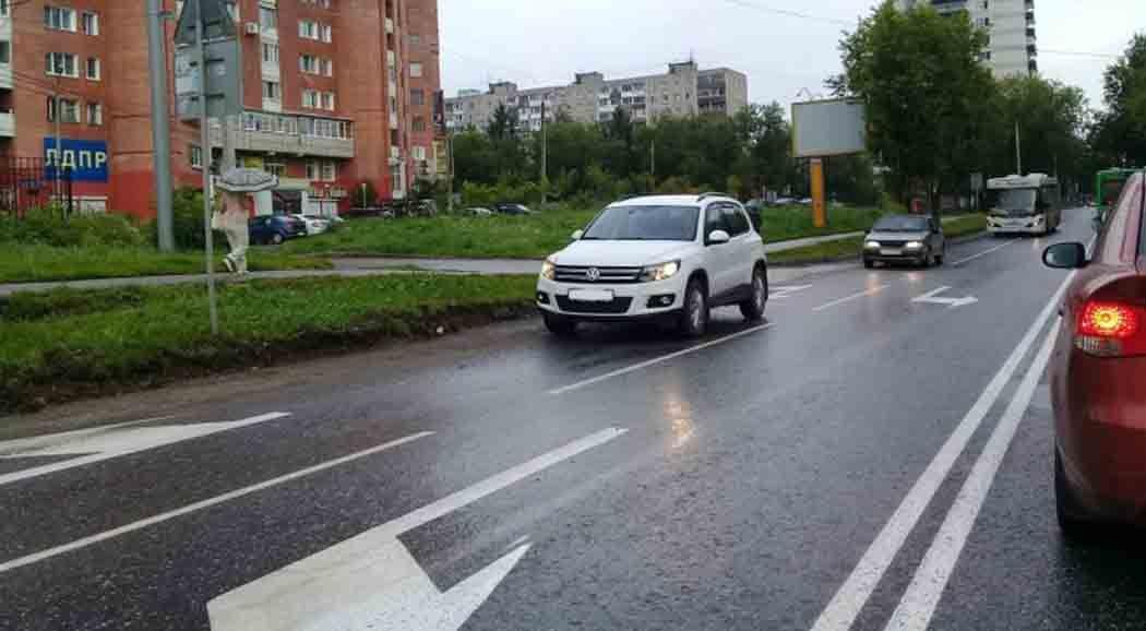 ВПерми улицу Островского переделывают под 4 полосы