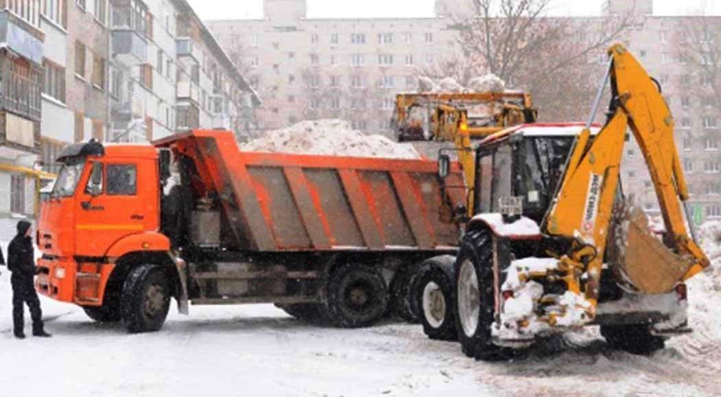 ВПерми задва дня выпало 20см снега