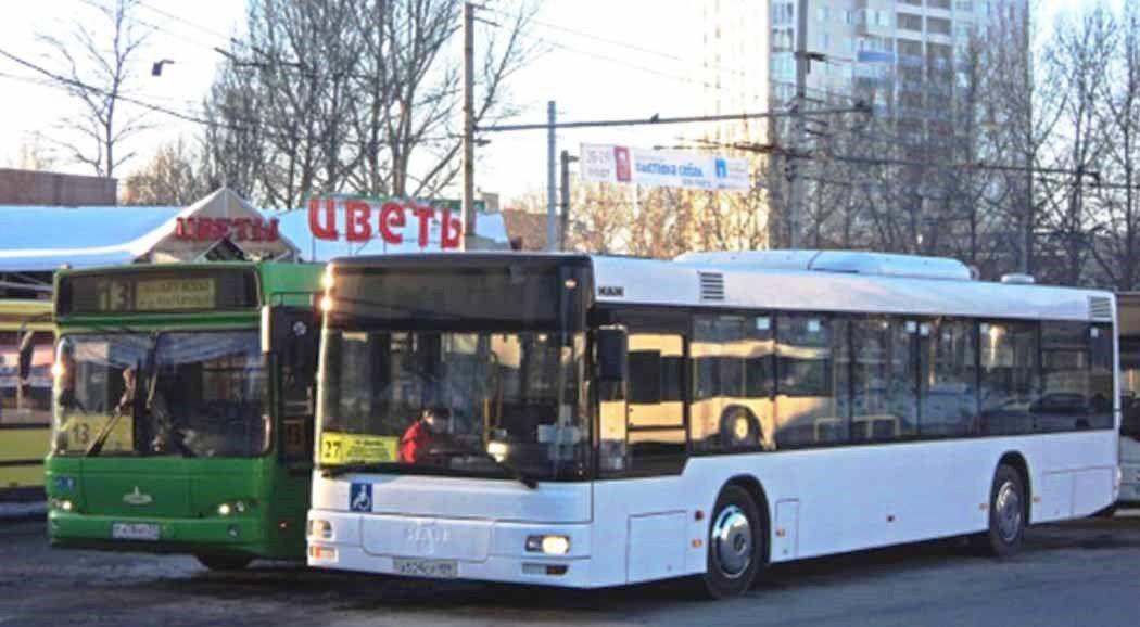 ВОренбурге вновогоднюю ночь иРождество продлят работу публичного транспорта