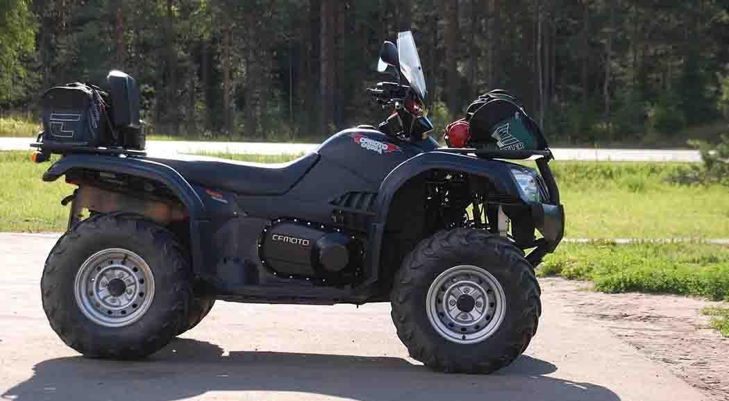 Пассажирка квадроцикла погибла вДТП с«Ладой Вестой» вПермском крае