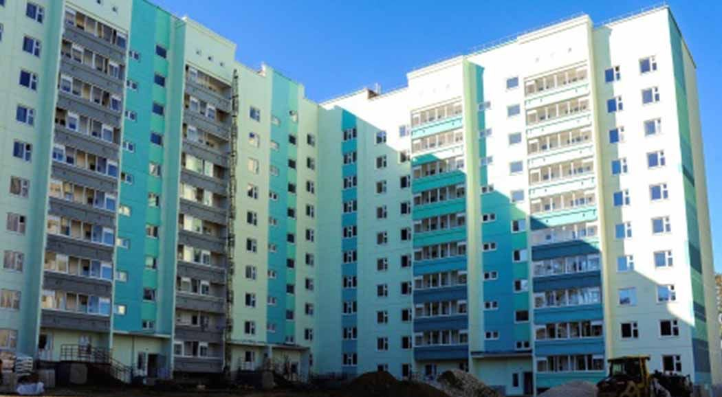 ВПерми построили дом для переселения изаварийного жилья 198 семей