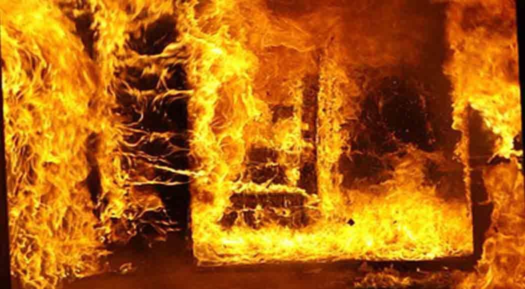 «Искры принесло ссоседнего участка»: вПрикамье при пожаре погибла женщина