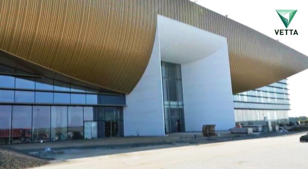 Огромное Савино: пермяки выбрали название для нового аэропорта