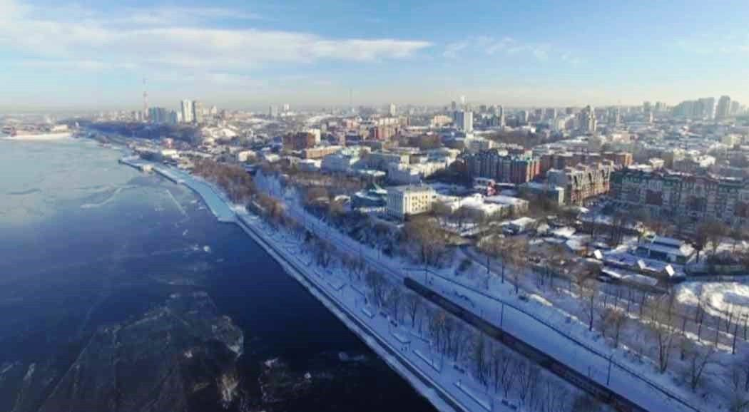 Наустановку видеоинсталляции напермской набережной истратят  5 млн руб.