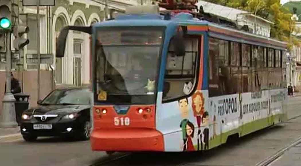 Вмикрорайоне Парковый планируют запустить трамваи