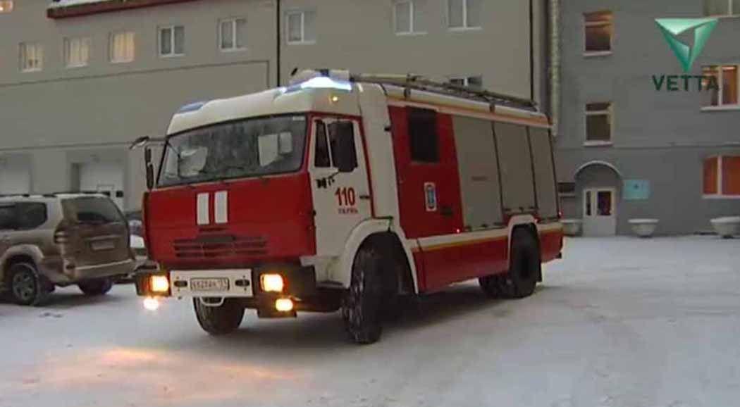 Жертвами пожара вПермском крае Российской Федерации стали шесть человек