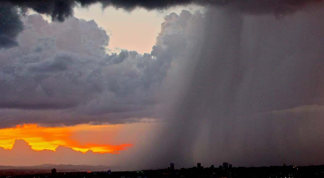 МЧС Прикамья предупреждает осильных дождях игрозах всередине недели